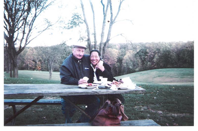 Lotus Lee Bomar and Robert S Hoover