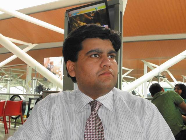 Vivek Saini
